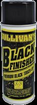 Sullivan's Black Finisher product image.