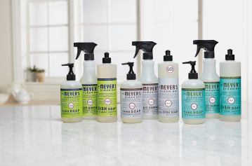 Mrs. Meyer's Liquid Soaps  Liquid Dish Soap, Hand Soap or Multi-Surface Cl (1381177) product image.