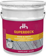 Superdeck Stain Asst Colors 1 GAL 5 Gal. Pail... $159.95 product image.