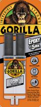 Gorilla Epoxy 5 Min. .85 Oz. (1590793) product image.