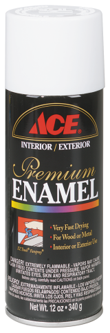 Ace Rust Stop Spray Paint Assorted colors and styles (17072) product image.