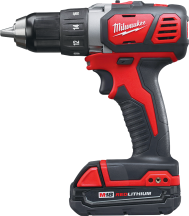 Milwaukee® M18 Cordless Drill/Driver Kit   (2396687) product image.