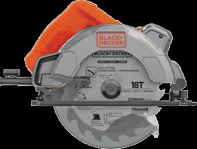 "Black & Decker® 7-1/4"" Circular Saw   (2489342) product image."