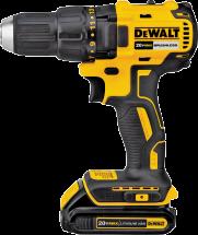 DeWalt® 20 Volt Max Brushless Lithium-Ion DrillDriver,  product image.
