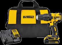 DeWalt® Drill/Driver 20V Max   (2493427) product image.