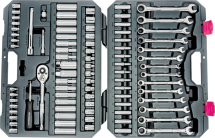 Crescent® & GearWrench® 85 Pc. Mechanic's Tool Set 2567261 product image.