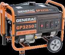 GENERATOR 5500 WATT GENERAC product image.