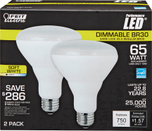 Dimmable LED product image.
