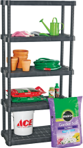 """72"""" x 36"""" Ventilated Plastic product image."""