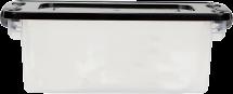 7-1/2 Qt. Latching Storage Tote, - 6165849 15-1/2 Qt.,- 6165195...$4.99 31 Qt., - 6162309...$6.99 64 Qt., - 6161087...$8.99 112 Qt., - 6164123...$12.99 product image.