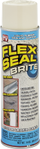 Flex Seal™ Liquid Rubber Sealant Coating Asst. colors14 oz., perfect for sealing leaks in gutters, roofs, around flashing. (6229736) product image.