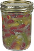 Ball® Wide Mouth Pt. Jar, Bx/12 product image.
