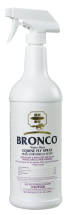 Bronco Fly Spray product image.
