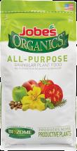 Job's® Organics™ Fertilizer, 4Lb. 7215148, 7215080, 7215163, 7603996 product image.