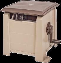 NeverLeak™ Hose Cabinet with 175' Capacity   (7367410) product image.