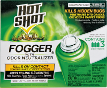 Indoor Bug Fogger with Odor Neutralizer 7369457 Limit 2 at this price. product image.