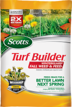 Scotts® TurfBuilder® Winterguard®  product image.