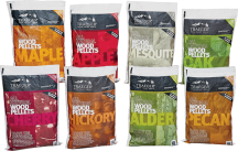 Traeger® Barbecue Wood Pellets In assorted flavors. (8207433) product image.