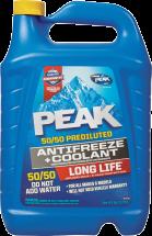 Peak® Long Life® Prediluted Antifreeze & Coolant product image.