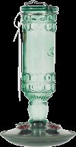 Vintage Glass Hummingbird Feeder 8296923 product image.