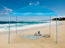 10' x 10' Pop-Up Instant Canopy Includes wheeled storage bag. (8304966) product image.