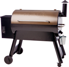 Traeger PRO 34 Grill   (8474884) product image.