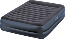 Intex Pillow Rest Queen Air Bed product image.