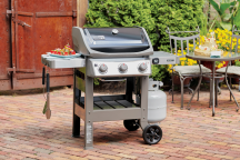 Weber® Spirit® II E-310 Gas Grill™ Cooking Area: 529 sq. in. (8863581) product image.
