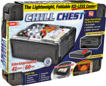 Chill Chest™ Foldable Ice-Less Cooler   (9703232) product image.